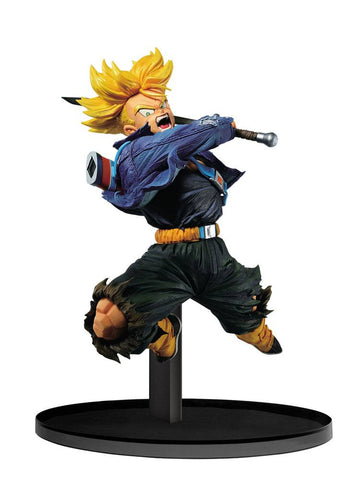 Dragon Ball - Trunks - BWFC Figur Designede af Varoq (forudbestilling) - Full Combo