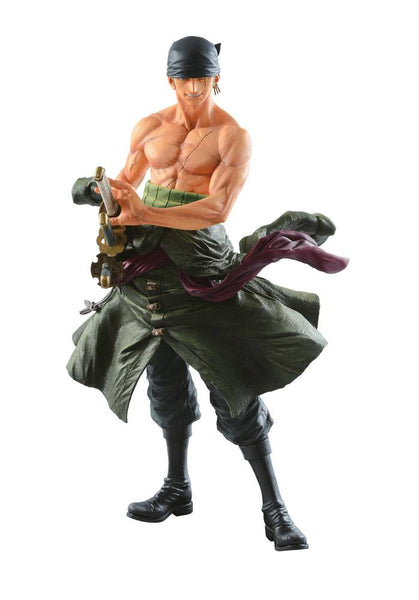 One Piece - Roronoa Zoro - Big Size Figur - Full Combo