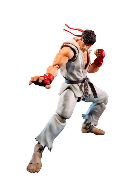 Street Fighter V - Ryu - S.H.Figuarts Figur - Full Combo