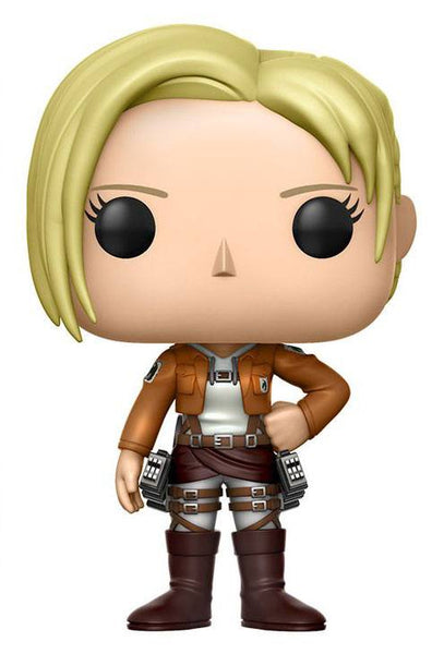 Attack on Titan - Annie Leonhart - POP! Vinyl Figur - Full Combo