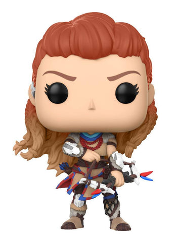 Horizon Zero Dawn - Aloy - POP! Vinyl Figur - Full Combo
