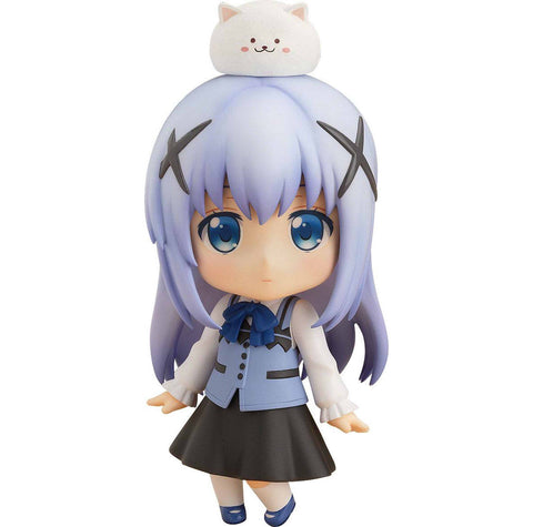 Is The Order A Rabbit? - Chino - Nendoroid Figur (forudbestilling) - Full Combo