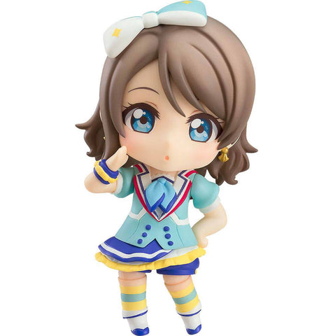 Love Live! - You Watanabe - Nendoroid Figur (forudbestilling) - Full Combo