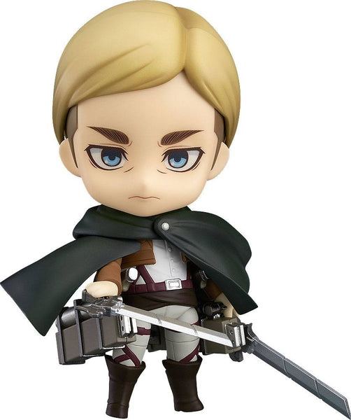 Attack on Titan - Erwin Smith - Nendoroid Figur (forudbestilling) - Full Combo