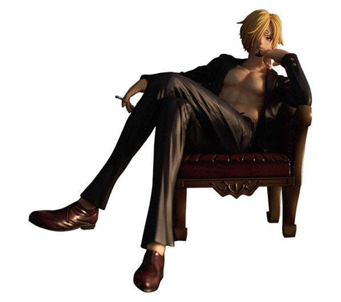 One Piece - Vinsmoke Sanji - Excellent Model P.O.P SOC Figur - Full Combo