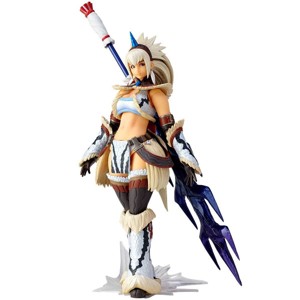 Monster Hunter - Swordswoman - Vulcanlog Monhan Revo Kirin Figur - Full Combo