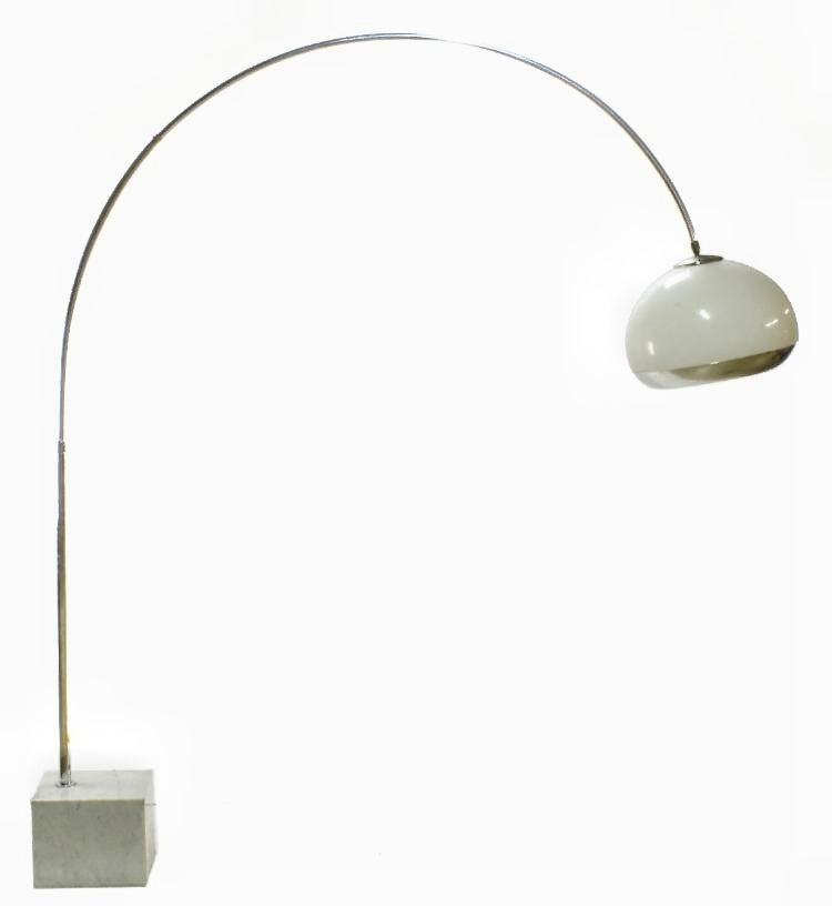 HARVEY GUZZINI 'ARC' FLOOR LAMP