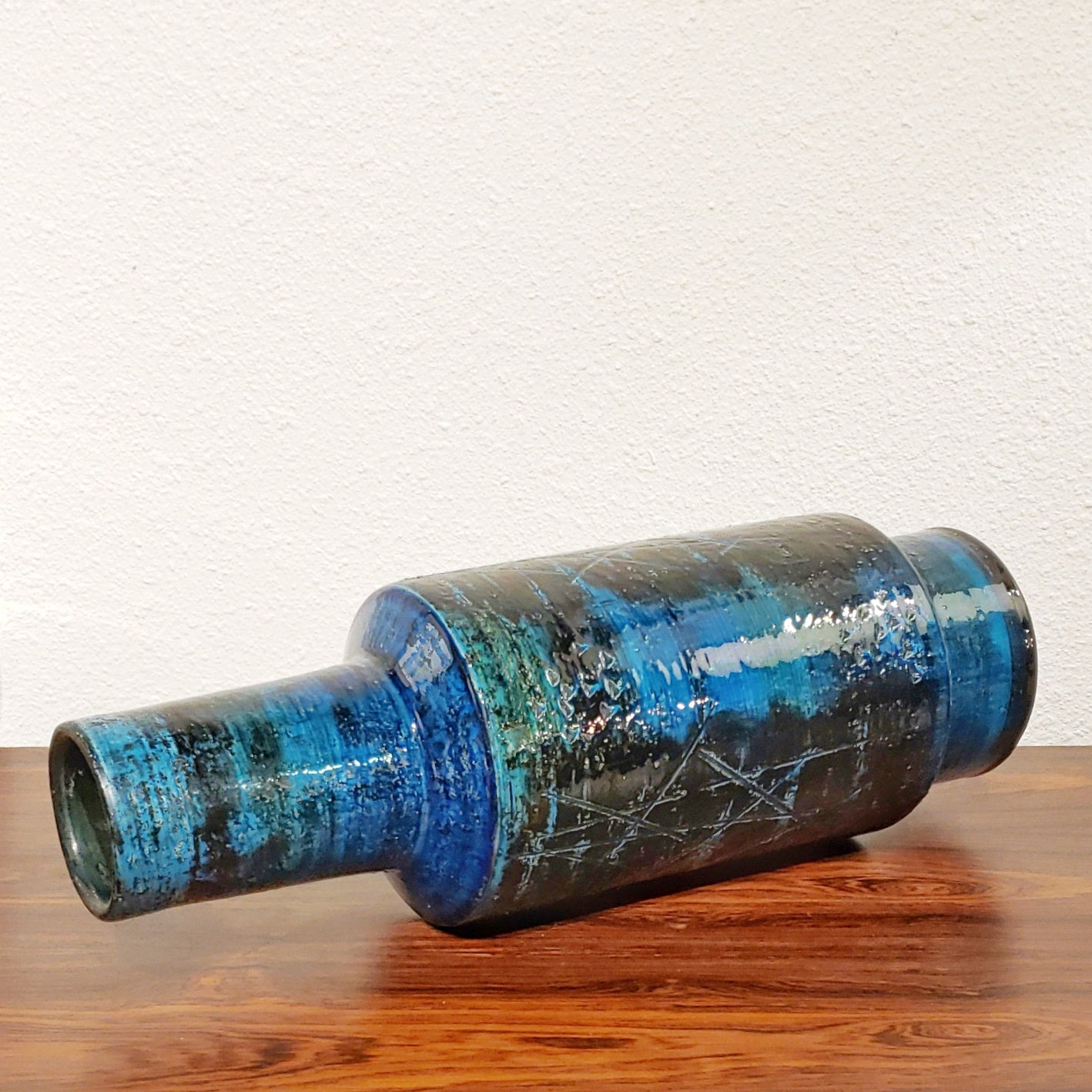 ALDO LONDI 'ABSTRACT' VASE FOR BITOSSI CERAMICHE (42 cm)
