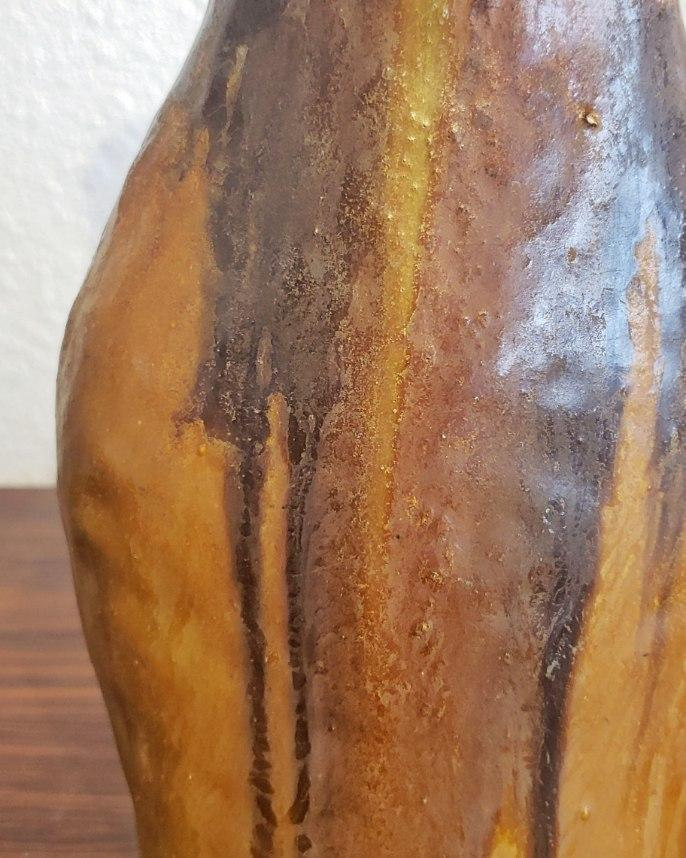 MARCELLO FANTONI GOURD-SHAPED VASE
