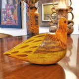 ALDO LONDI BIRD FIGURINE FOR BITOSSI