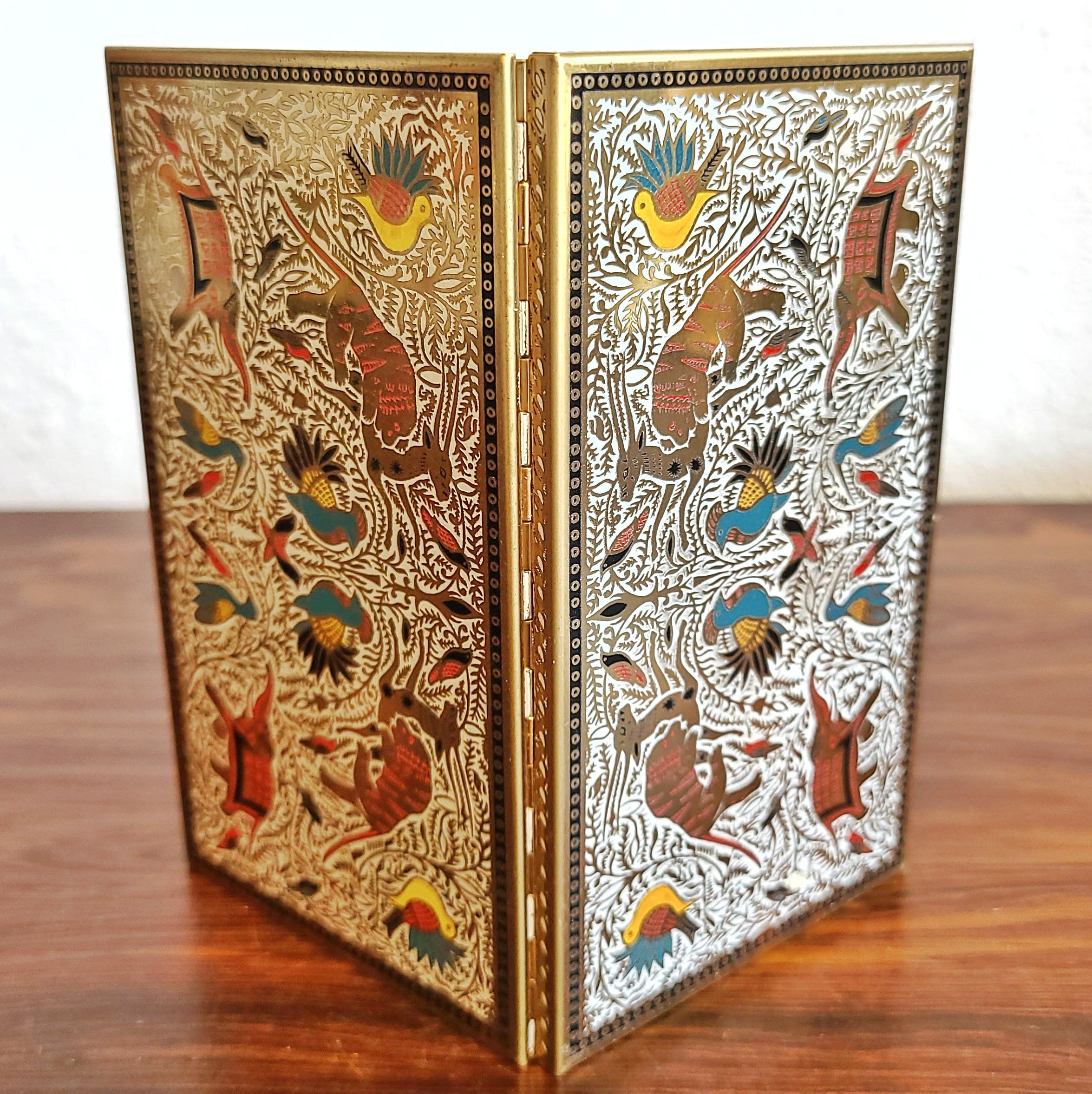 1940s VOLUPTÉ CIGARETTE CASE