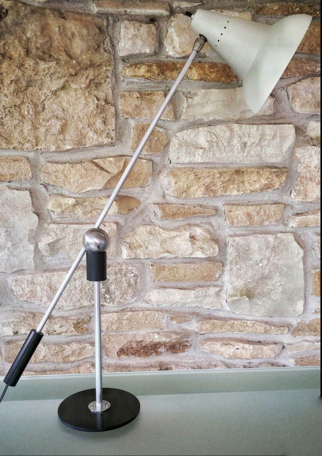 GILBERT WATROUS DESK LAMP FOR HEIFETZ