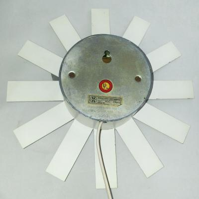 IRVING HARPER MODEL 2213 'ASTERISK' CLOCK FOR HOWARD MILLER (1964)