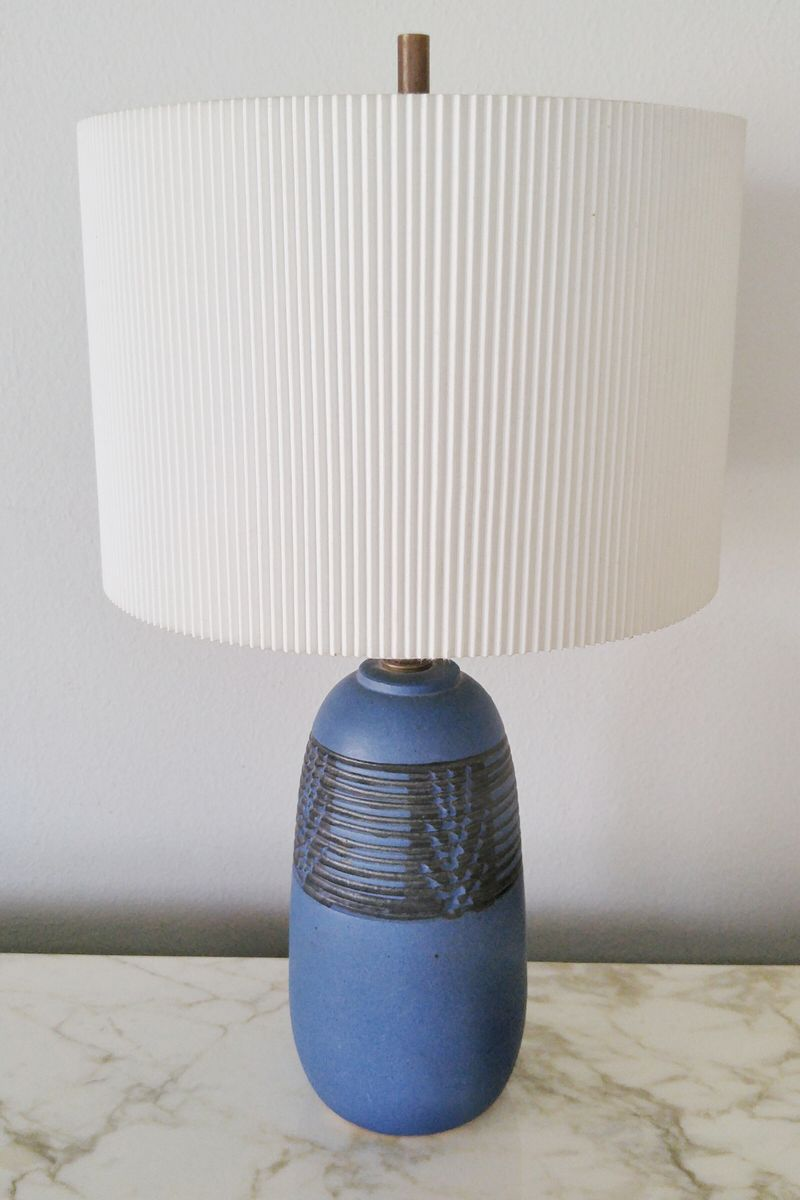 NANCY WICKHAM TABLE LAMP FOR DESIGN TECHNICS