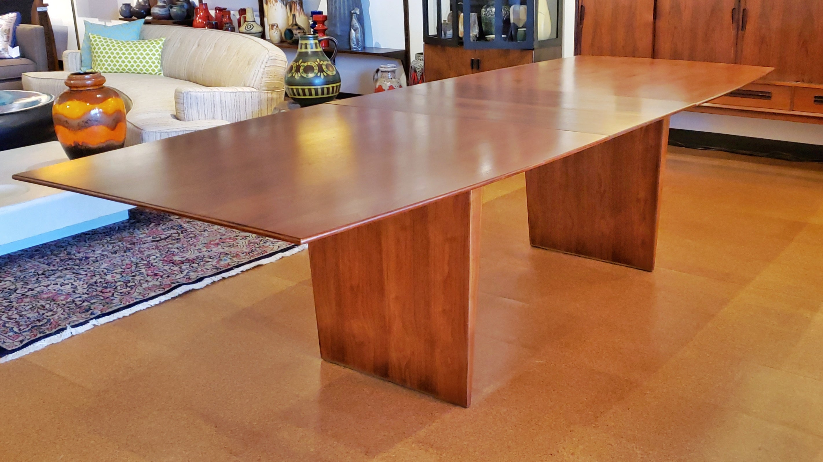 EDWARD WORMLEY DINING/CONFERENCE TABLE 5465 FOR DUNBAR