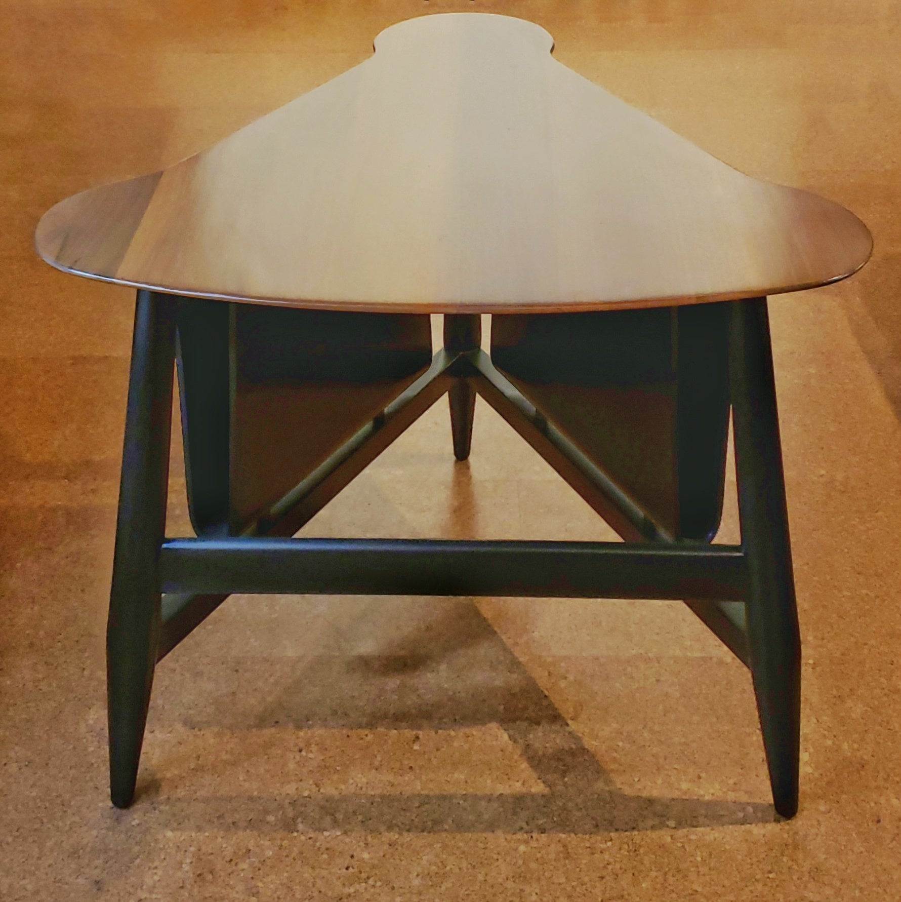 EDWARD WORMLEY MAGAZINE TABLE 5313 FOR DUNBAR