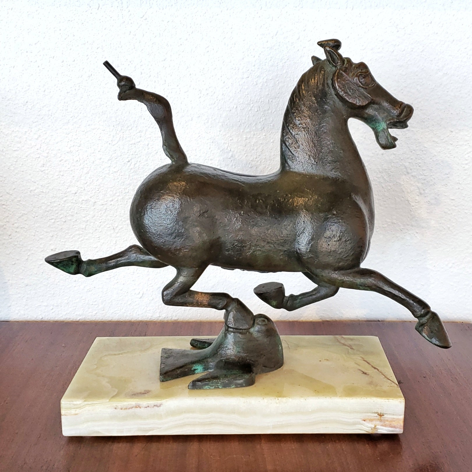 """FLYING HORSE OF GANSU"" MUSEUM REPLICA"