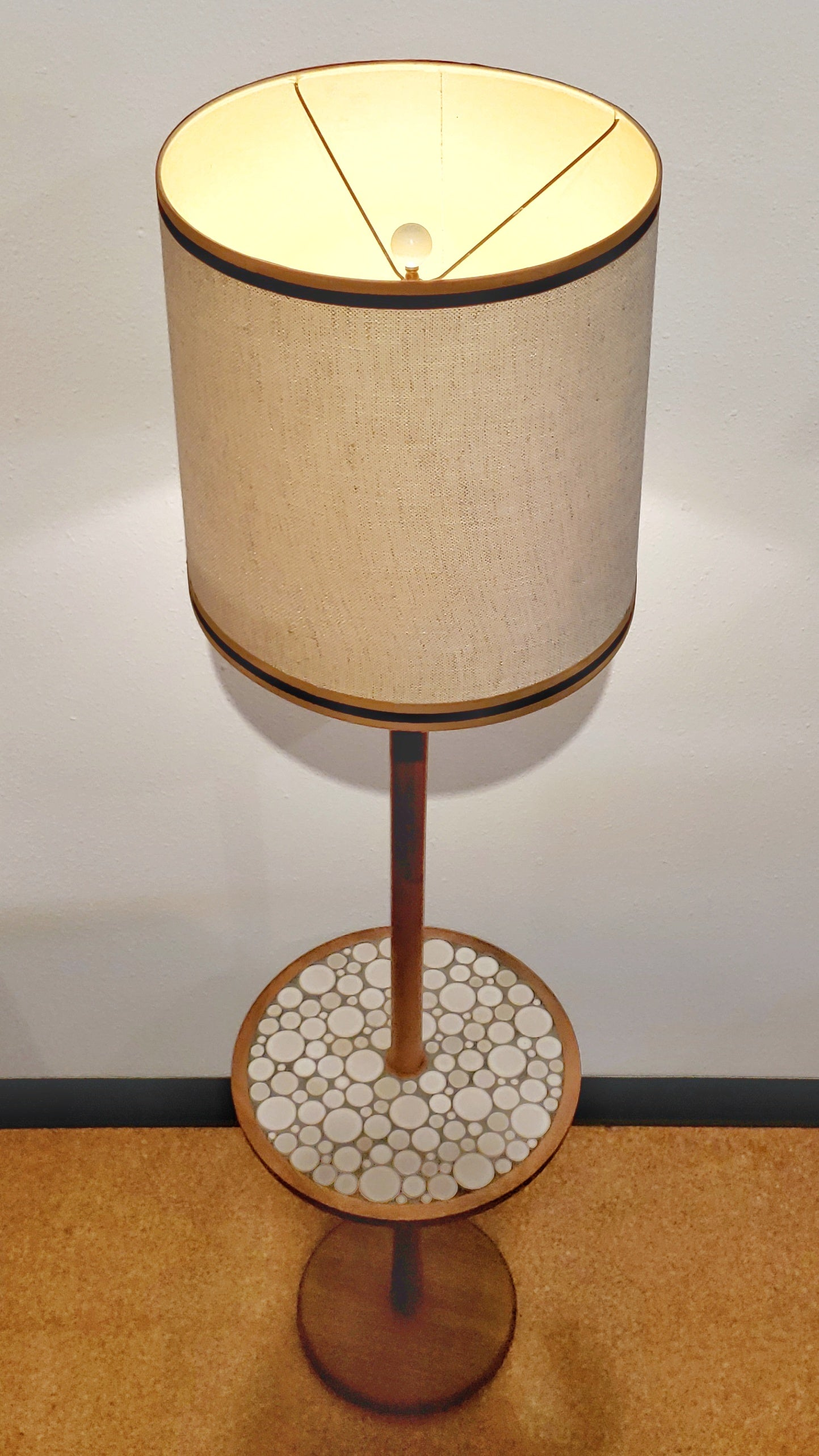 JANE & GORDON MARTZ FLOOR LAMP FOR MARSHALL STUDIOS