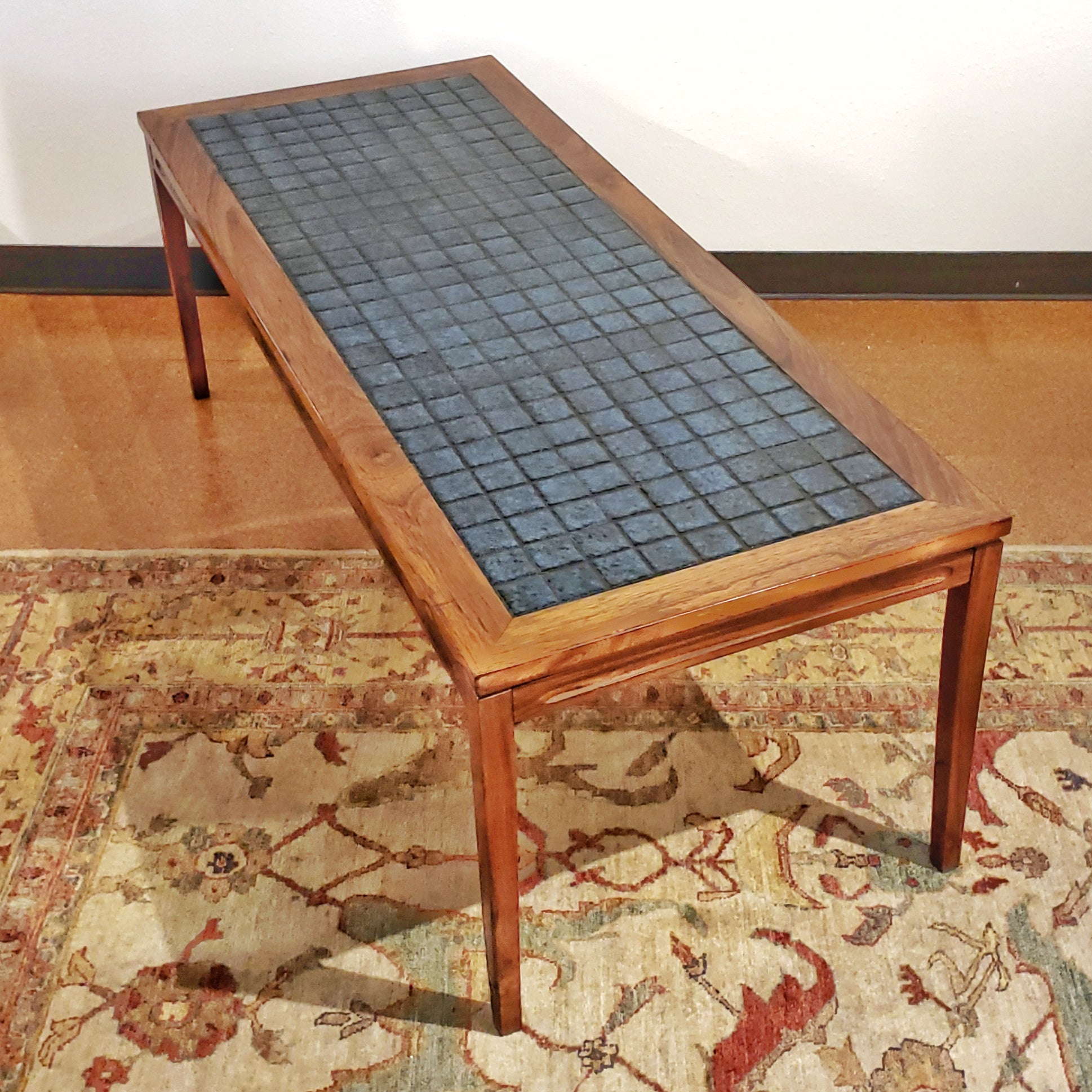 - DANISH ROSEWOOD TILE-TOP COFFEE TABLE – Modernredux