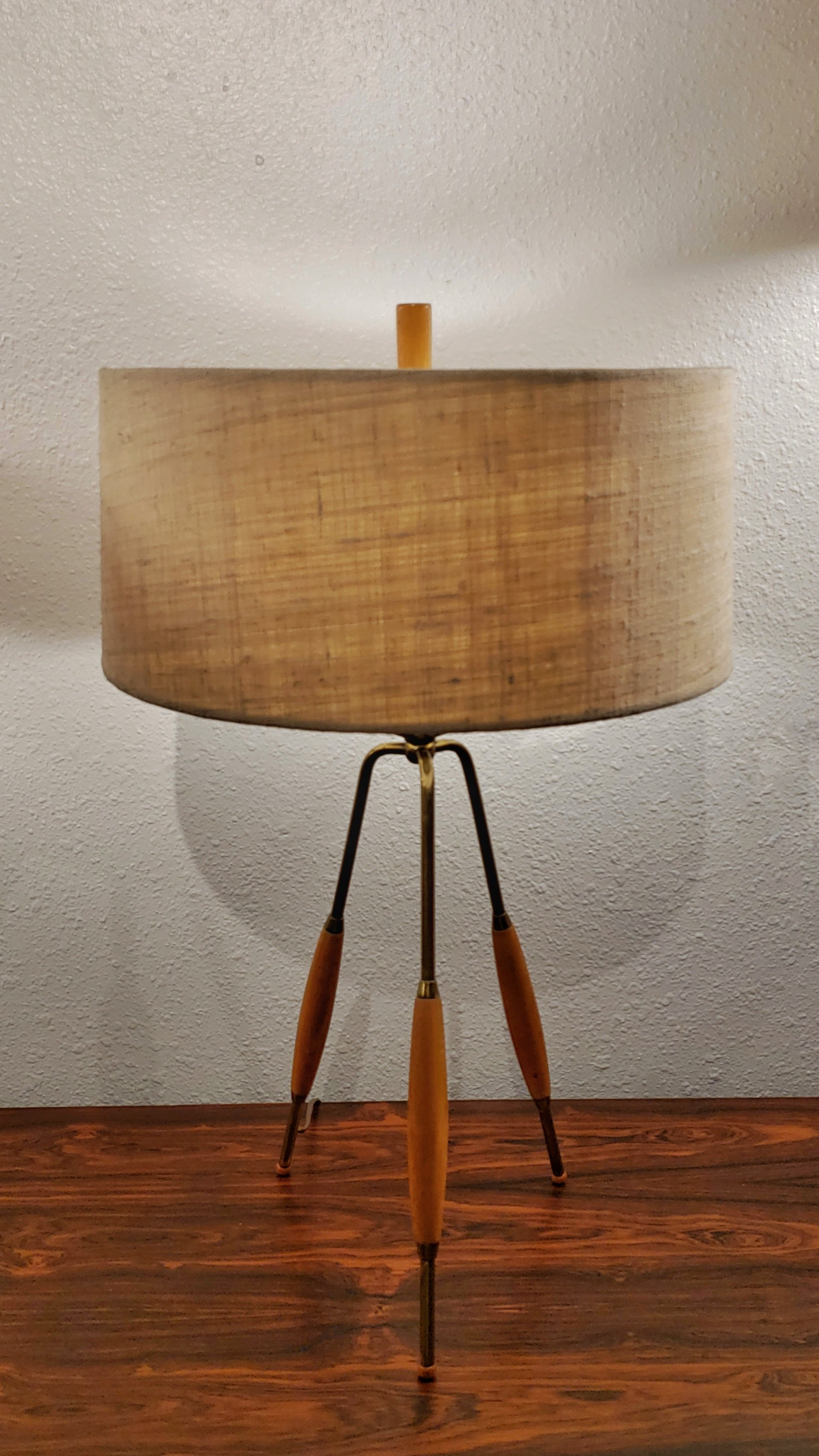 GERALD THURSTON TABLE LAMPS FOR LIGHTOLIER