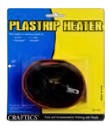 "48"" 85-Watt Plastrip Heater"