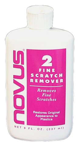 Novus #2 Fine Scratch Remover - 8oz bottle
