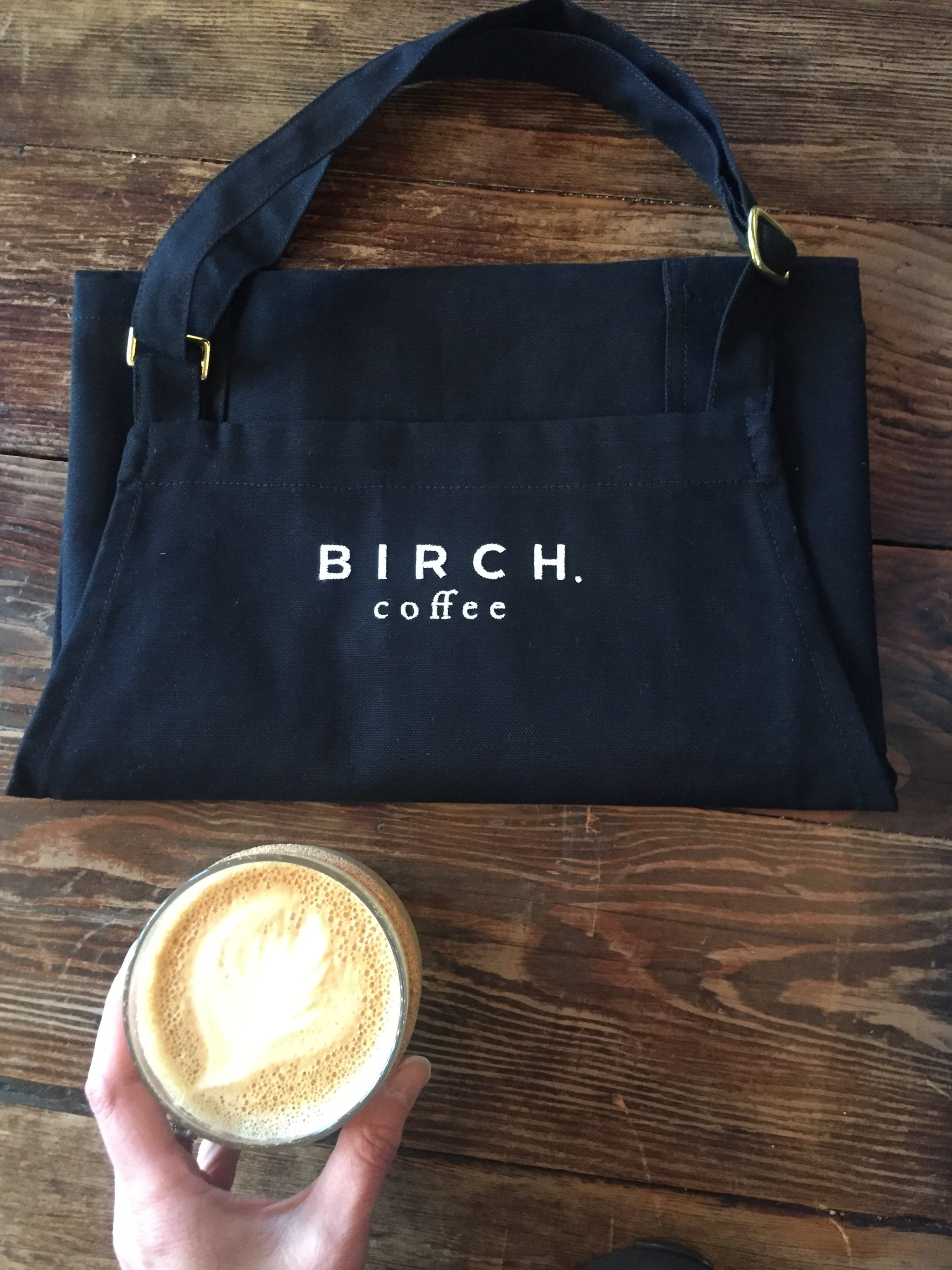 BoWorkwear X Birch Coffee