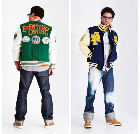 History of the Varsity Jacket