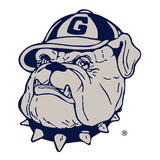 georgetown university grey bulldog mascot