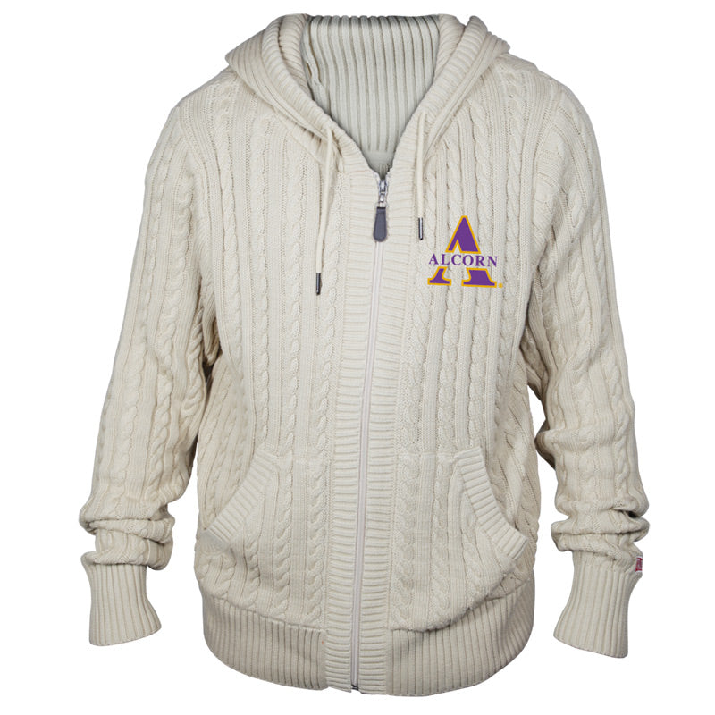 Alcorn State Kyle Hooded Sweater