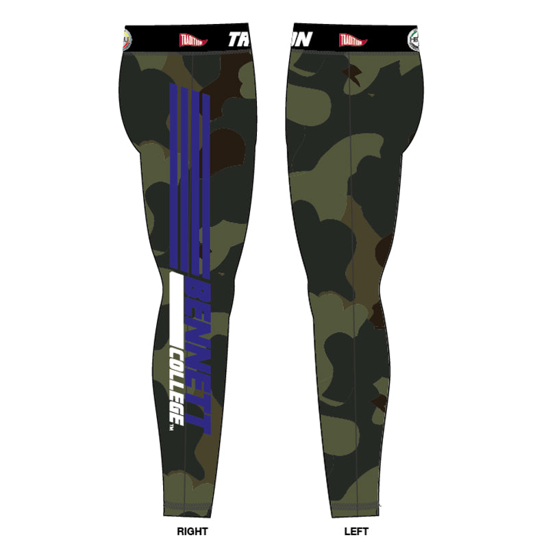 Bennett College Camo Leggings