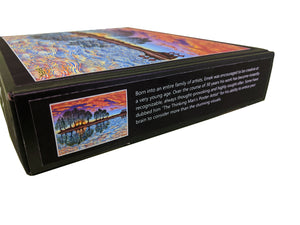 Guitar Island Puzzle Limited Edition of 128