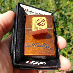 Eternal Embrace Zippo - Limited Edition 100