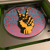 Peace Guy Slip Mat