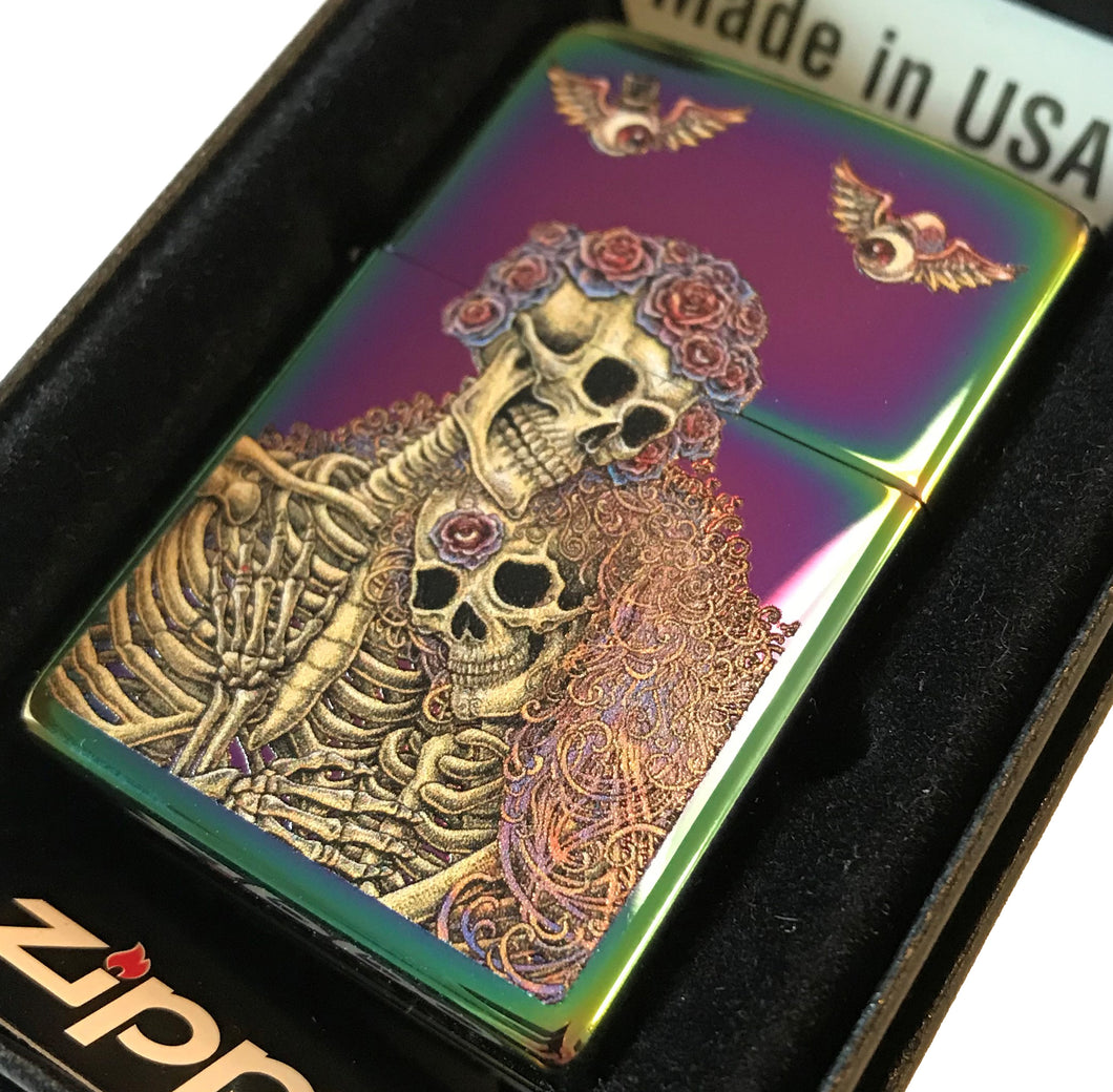 Dead Couple Zippo Lighter LE50