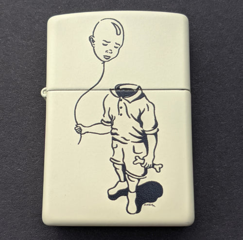 Balloon Boy Zippo Limited Edition 100