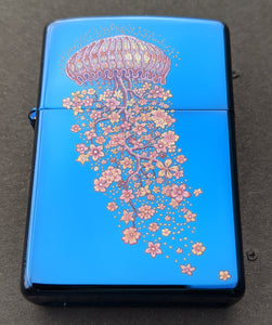 Jelly Blossom Zippo Limited Edition 100