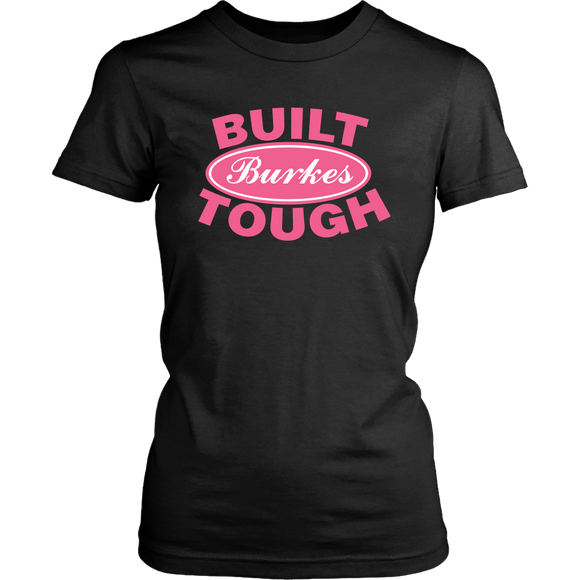 Built Tough Personalized shirt for women who love cars - Kennie Blossoms