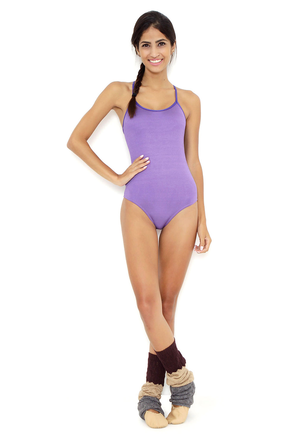 Collant Soho Violeta