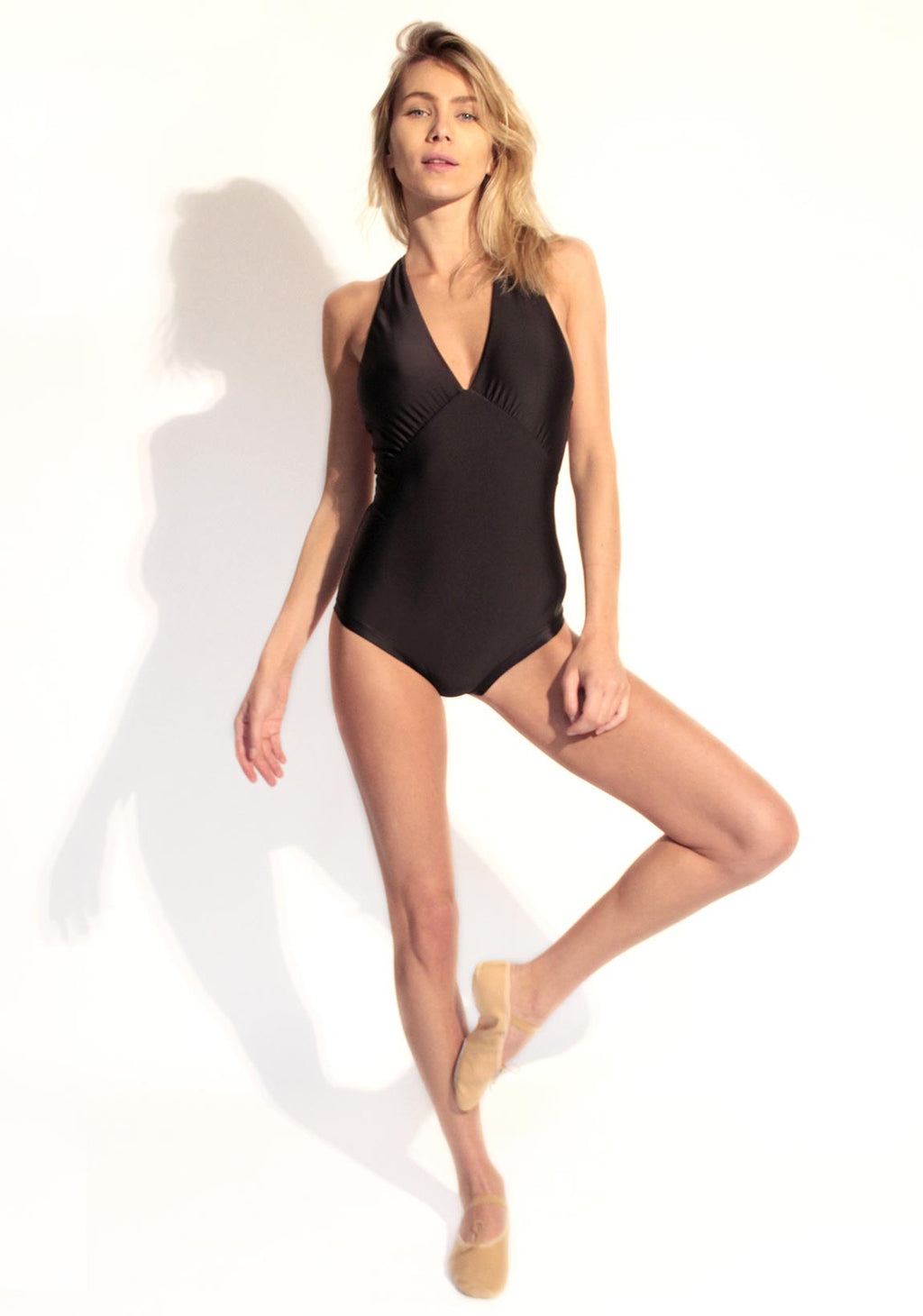 Collant Splash Preto
