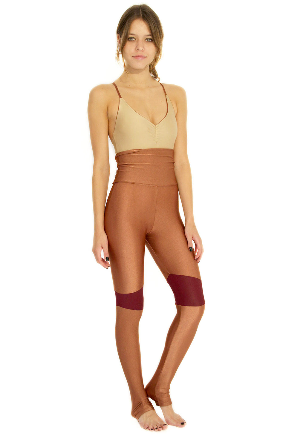 Legging Bronze Soho 2Peace2Dance