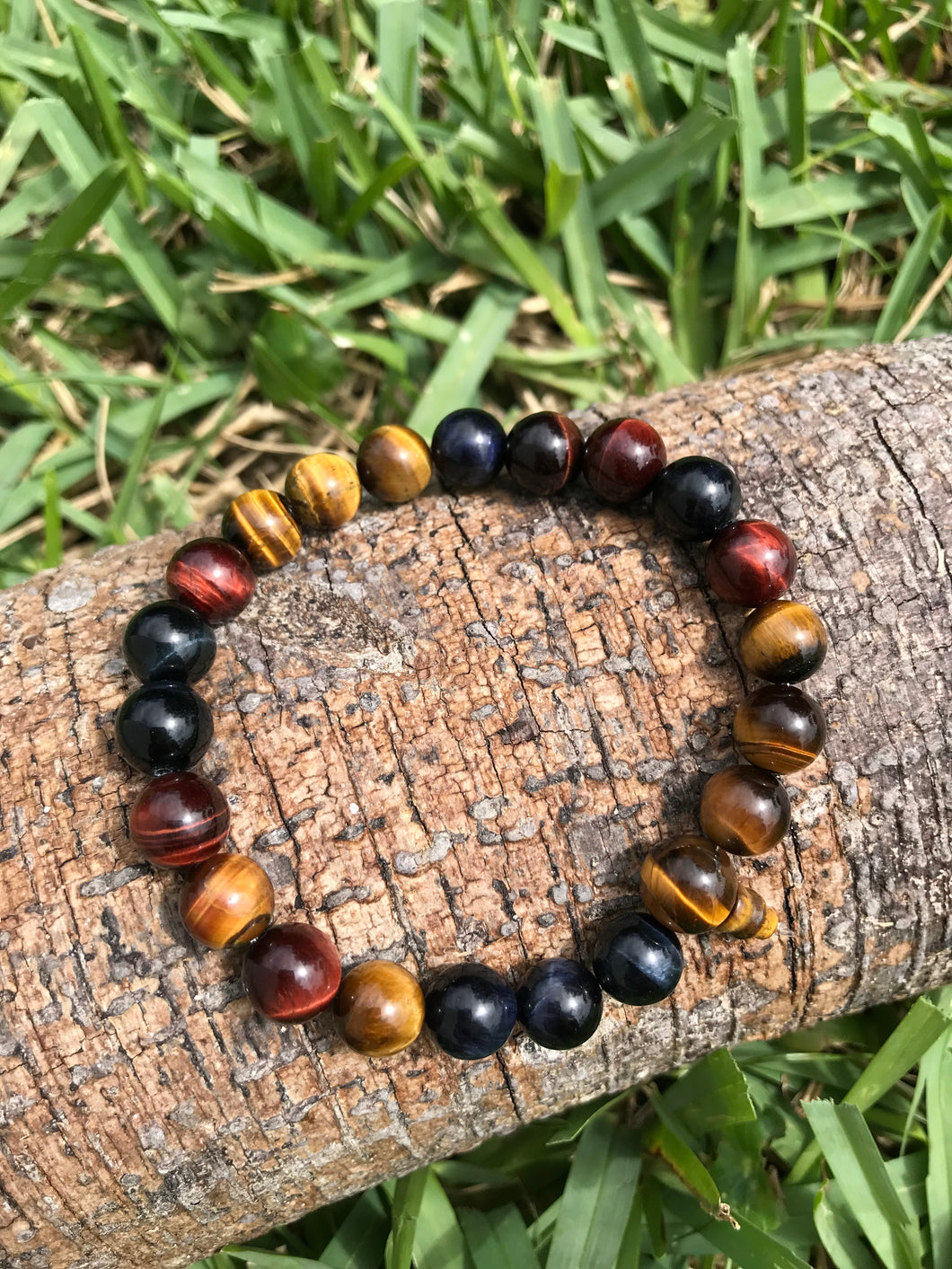 Red tigers eye 10mm