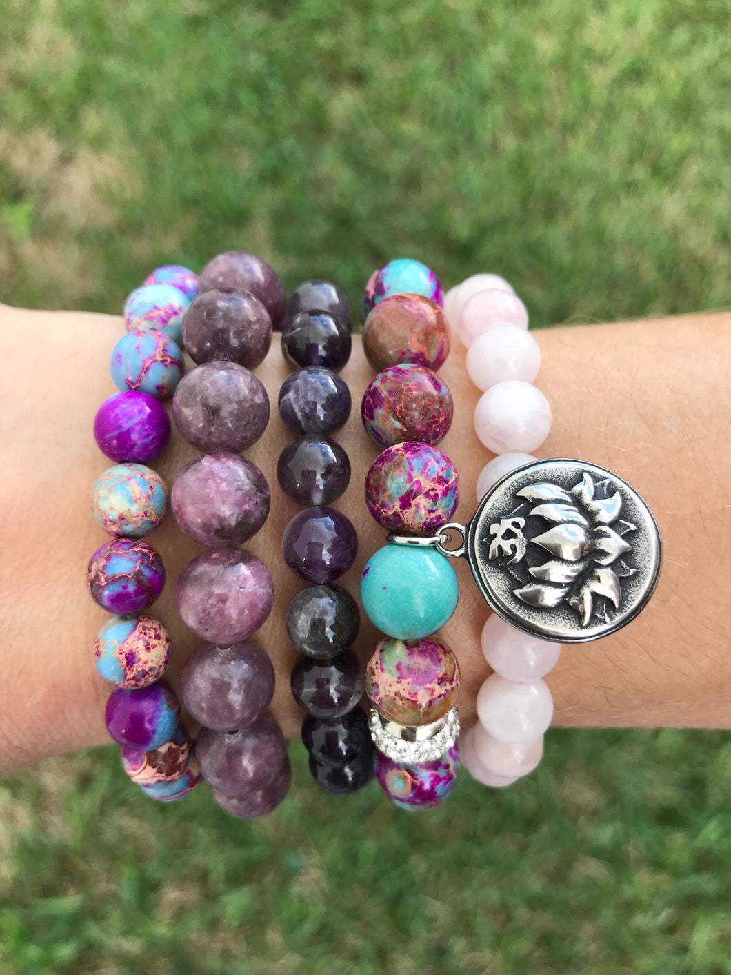 The infinity Love Stack