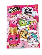 UPD Shopkins 96 Pages Coloring & Activity Book X 3