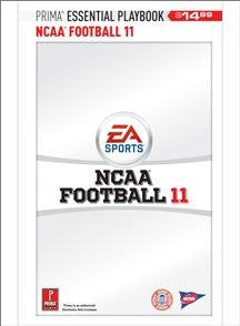 NCAA FOOTBALL 11 (VIDEO GAME ACCESSORIES)