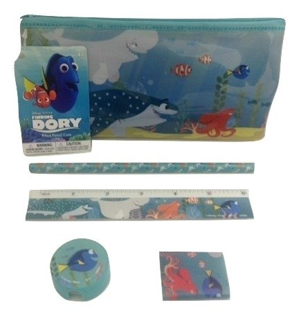 Finding Dory Disney Pixar Stationery Set
