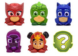 Mash'Ems Basic Fun 53633 PJ Masks Power of Mystery Mountain - Twist'em & Squish'em - Series 4 Surprise Mystery Miniature Toy - 6 Different Characters...Try to Collect Them All!