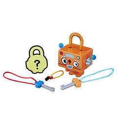 Lock Stars Basic Assortment Orange Robot -- Series 1