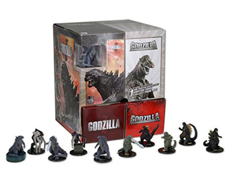 WizKids Godzilla Pre-Painted Collectible Miniature Figure Foil Pack (One Random Figure)