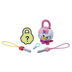 Lock Stars Basic Assortment Pink Cat Unicorn Series 1